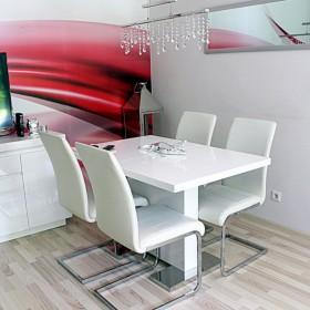 jadalnia w nowej odslonie &#x3B;) Moje mieszkanie