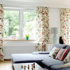 Okno na wiosnę- zasłony, firany czy rolety rzymskie?!