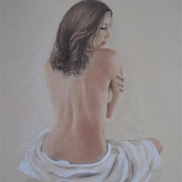Na tyle na ile mi czas pozwolił, i na ile mi pozwoliły moje zdolności.Prace inspirowane obrazami dawnych i współczesnych twórców, a także fascynacja baletem, i pięknem ludzkiego ciała. Akty- jeszcze nie to- ale nie poddaję się.