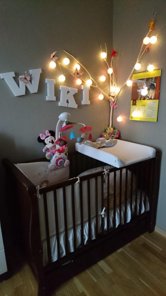 Dekoratorzy, Ręcznie robione - pomysł - na ścianie dla dziecka