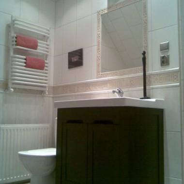 Łazienka moja mała...