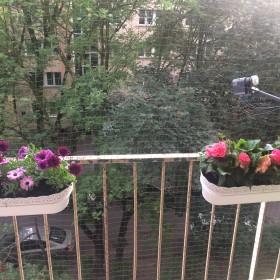 Balkon 4x1,5