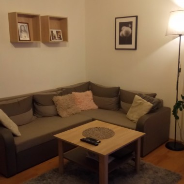 Salon, sypialnia i pokój córki po zmianach :)