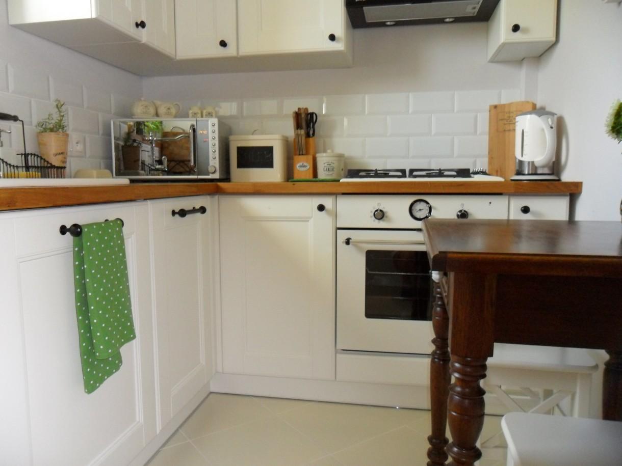 Zdjęcie 639 W Aranżacji Moja Malutka Kuchnia I łazienka