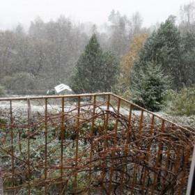 Zimowo-ogródkowo&#x3B;-)