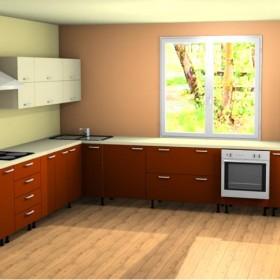 Projekt kuchni wersja 3
