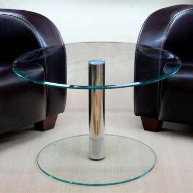 Szklane stoły