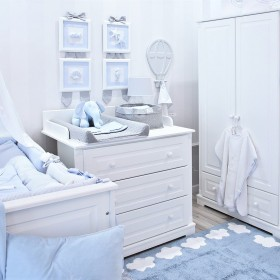 Stylowe i eleganckie dywany do pokoju dziecięcego