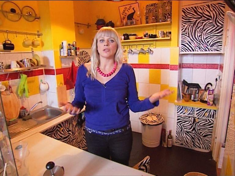 Domy sław, Marysia Sadowska - Zdjęcia pochodzą z programu MTV Cribs.