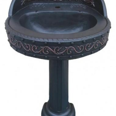 Miedziane Umywalki Stojące -