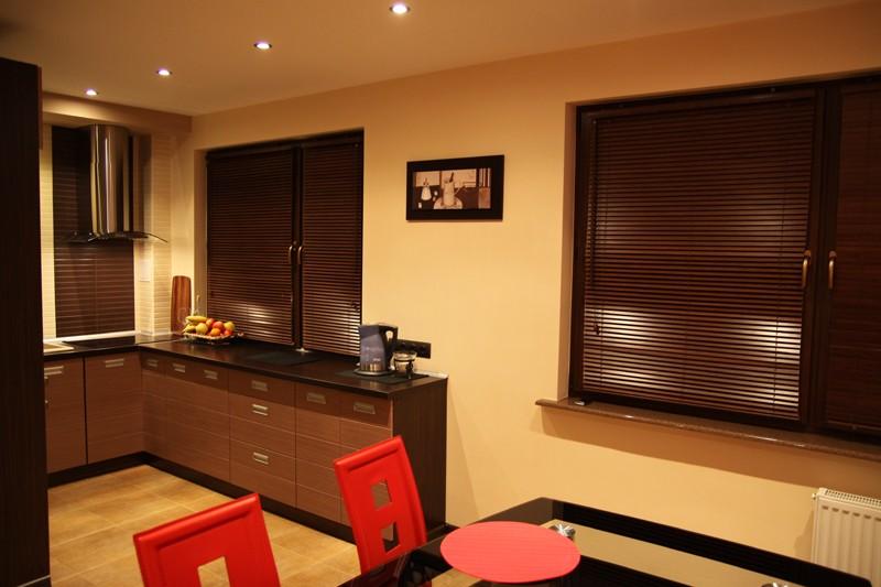 Kuchnia, Moje nowe mieszkanie zaraz po remoncie