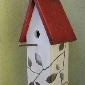 unikatowe domki dla ptaków