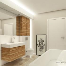 łazienka w domu jednorodzinnym k.Mińska Mazowieckiego