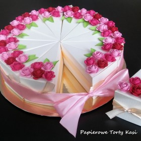 Papierowe torty