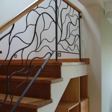 Schody - Balustrada
