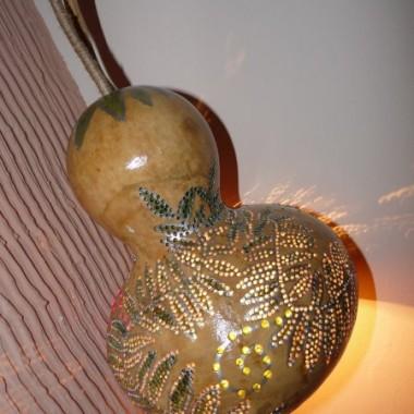 tykwy lampy