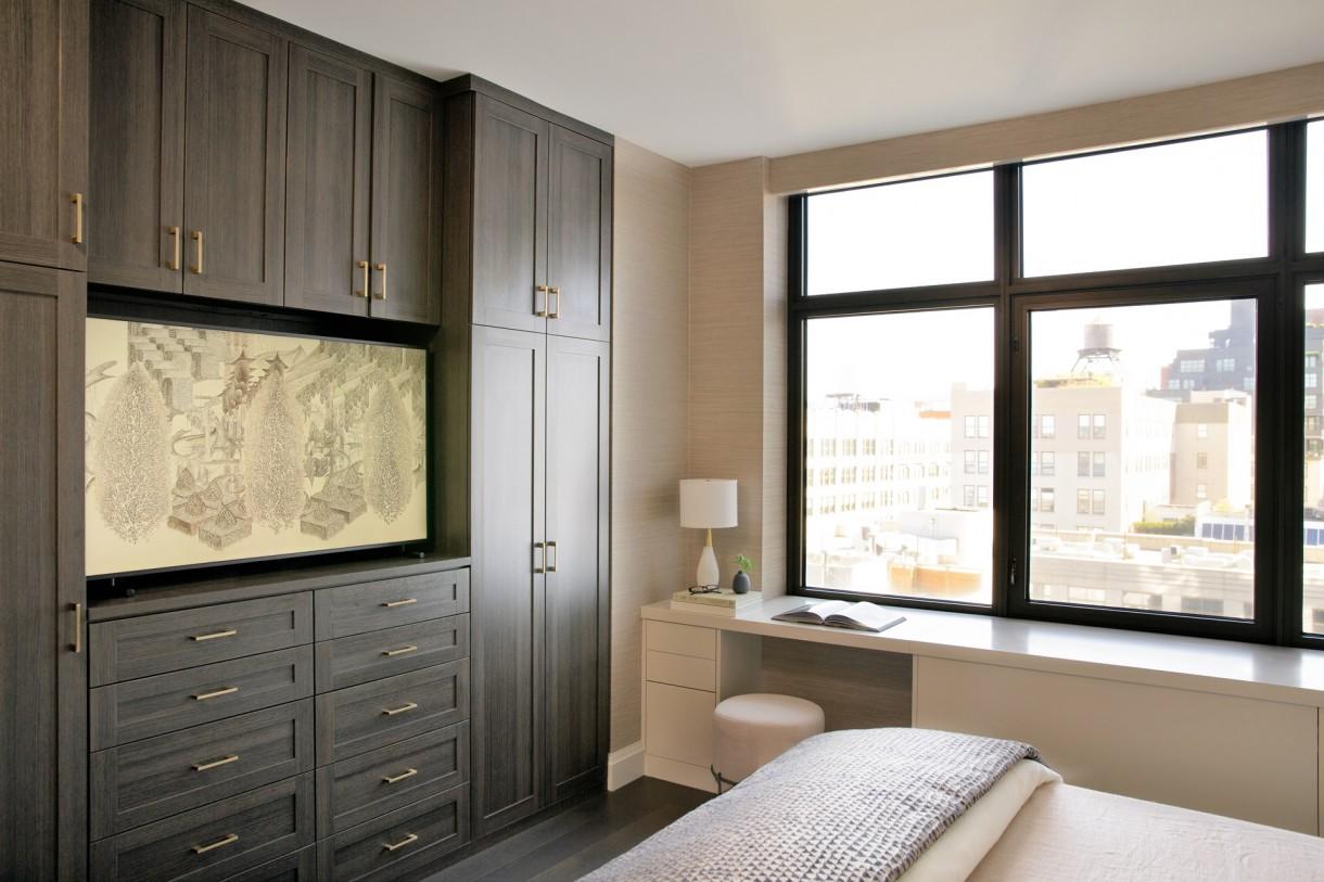 Domy i mieszkania, Mowojorski apartament