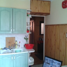kuchnia i przedpokój
