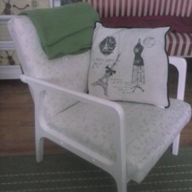Fotel z odzysku