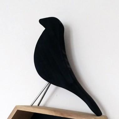 Drewniany ptak