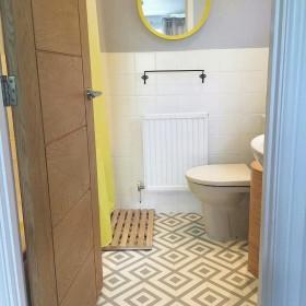 Metamorfoza łazienki z lat 80-tych