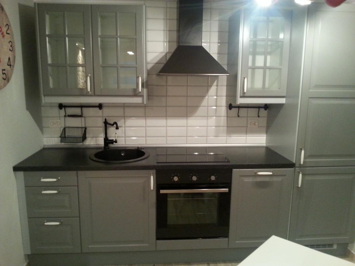 Kuchnia Ikea Z Małymi Zmianami Deccoriapl