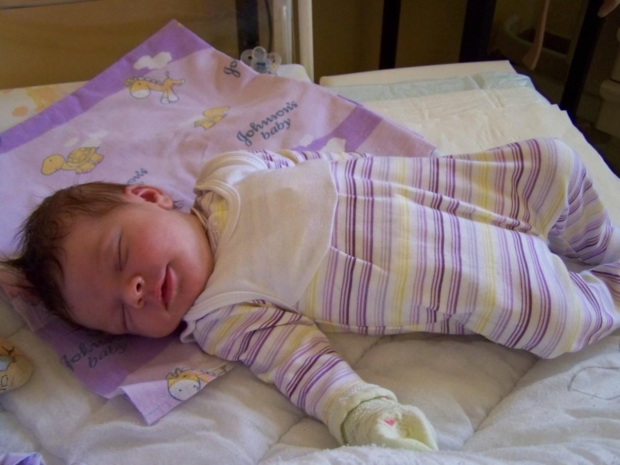 Pokój dziecięcy, Alicja w Krainie Czarów;) - 27.02.2012 godz. 12.45 urodziła się Alicja