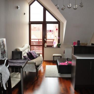 mieszkanie w wersji mini