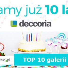 Galerie dekady - Ranking
