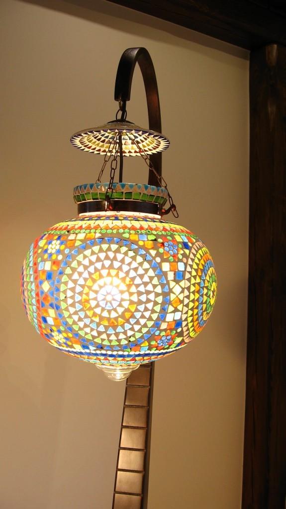 Oświetlenie, Lampa indyjska od adamiego - Lampa indyjska adamiego i jej światłość :)
