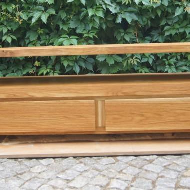 szafka rtv, rozmiary od 1,2m - 1,8m. Na zdjęciu nawiększa wersja