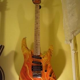 Renowacja gitary elektrycznej