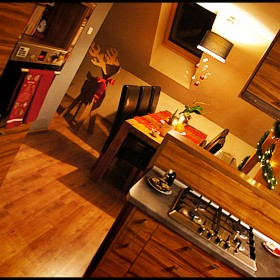 Kuchnia sercem domu :)