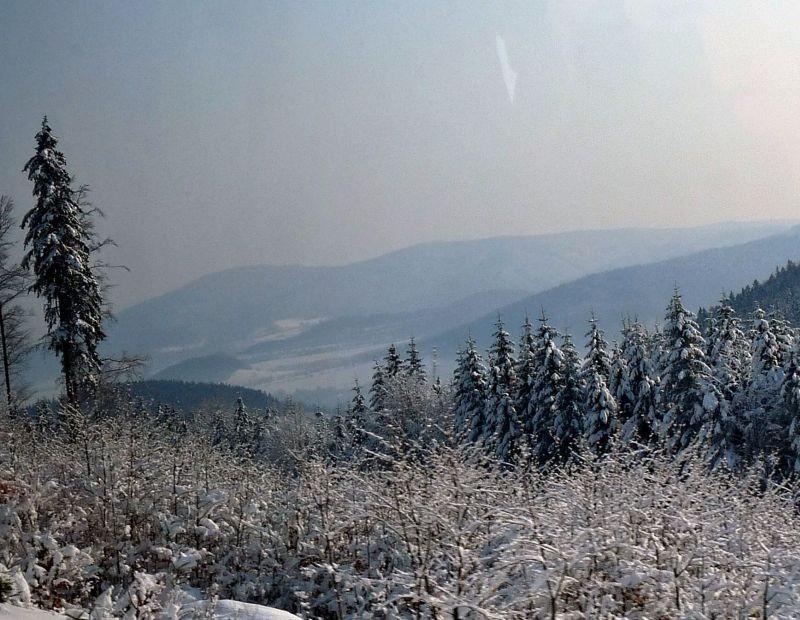 Pozostałe, Zima  jest w górach -