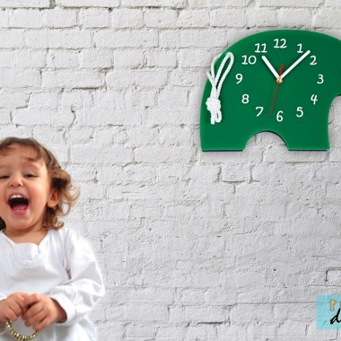 zegary dla dzieci by deko boko
