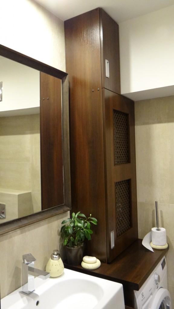 Zdjęcie 34 W Aranżacji Z Maluśkiej łazienki W Bloku