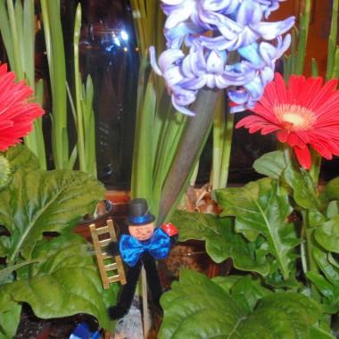 Zapach wiosennych kwiatow
