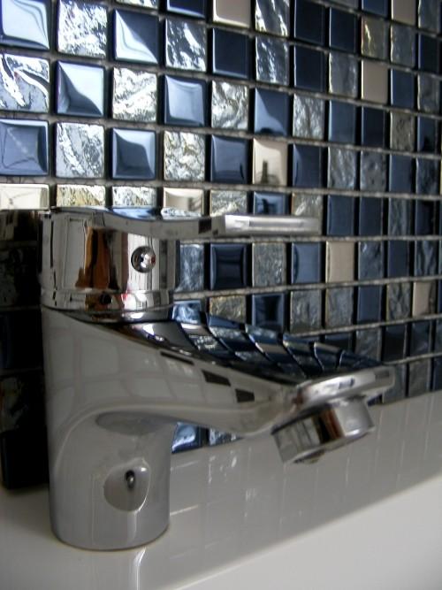 Zdjęcie 48 W Aranżacji Mozaika Złota Mozaika Srebrna