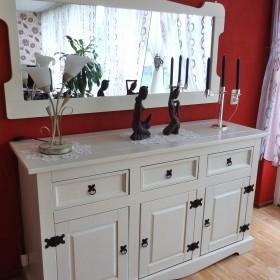 salon, sypialnia,kuchnia, dekoracje