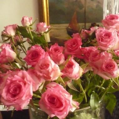 .................i pachnące róże.................
