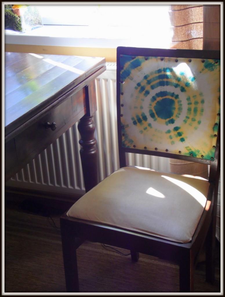 Pozostałe, Jak zmieniało się moje mieszkanie- konkurs - Pierwsze próby tapicerskie:)