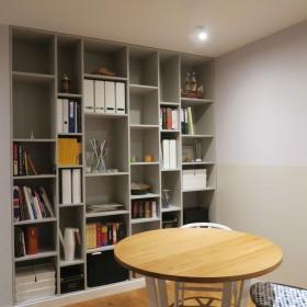 Regał na wymiar do salonu na książki