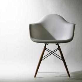 Nowoczesne krzesła inspirowane projektem Eames DAW - replika