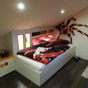 chlopcy i ich zamilowanie do.....pająków