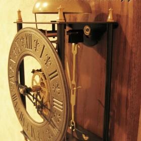 Zegar wagowy mechaniczny