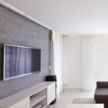 Panele dekoracyjne z betonu artystycznego Luxum