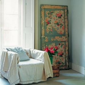 Drzwi w stylu vintage