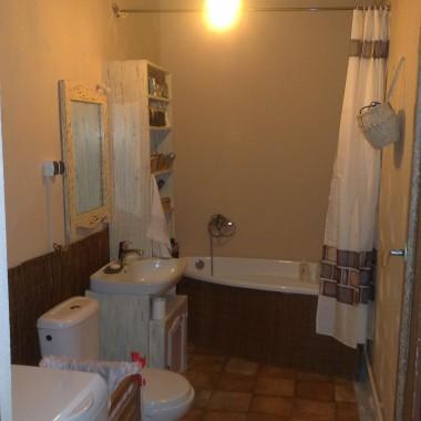 moja łazienka po zmianach