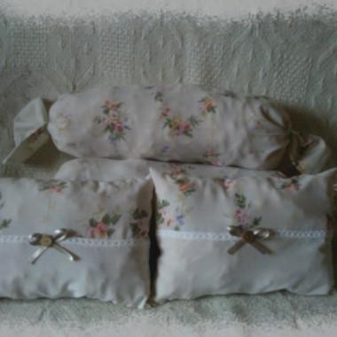poduszeczki i wałki