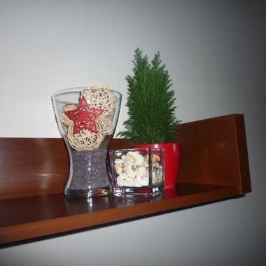 wstępne przygotowania do świąt